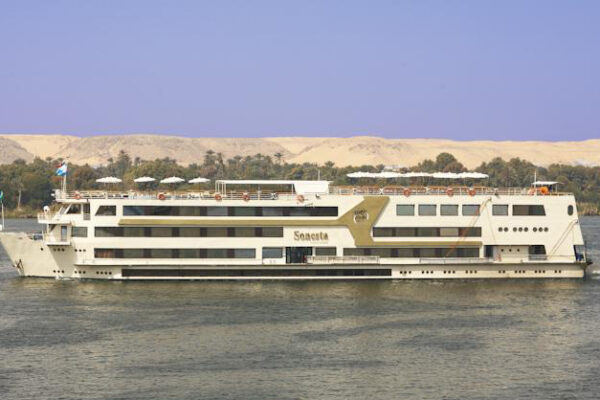 Sonesta Nile Goddess Nile Cruise