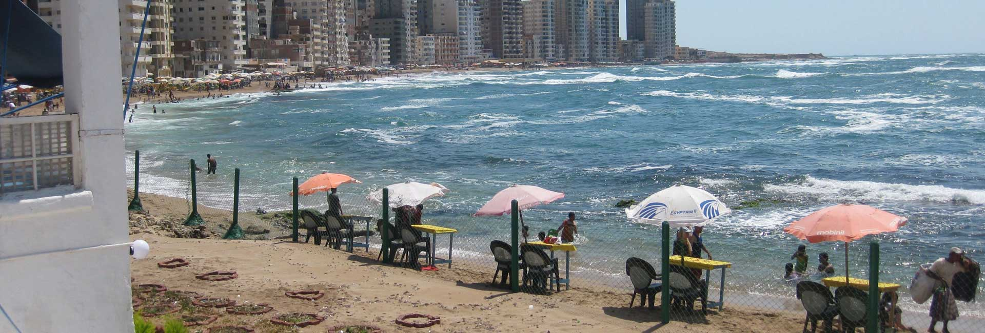 Alexandria Shore Excursions