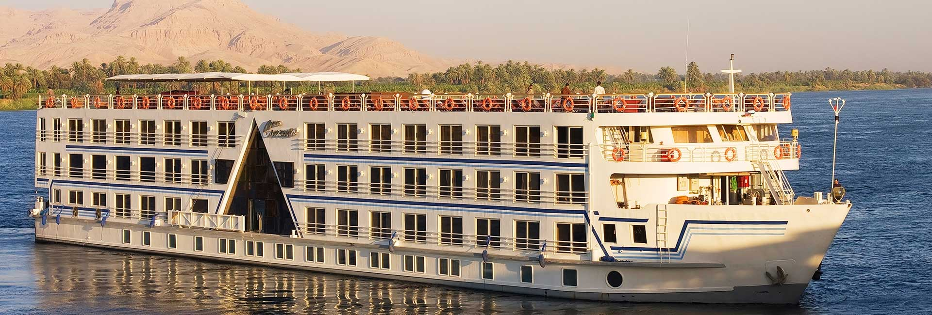 Cairo Cruises & Water Tours