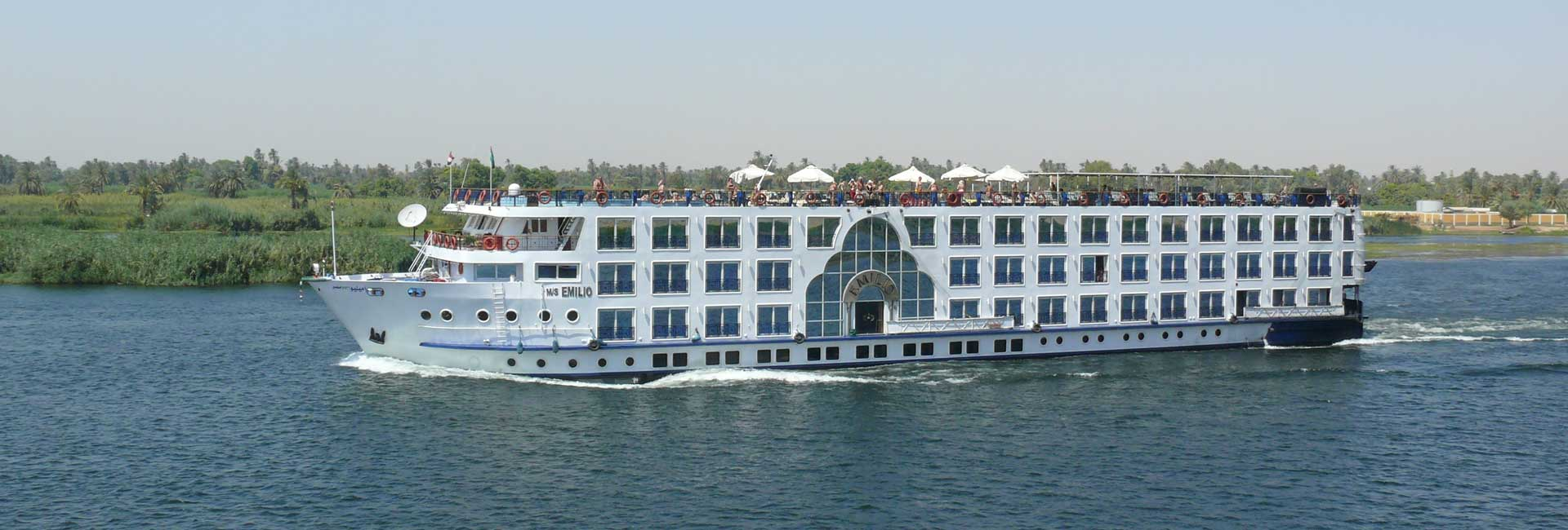 Cruise Holidays in Egypt