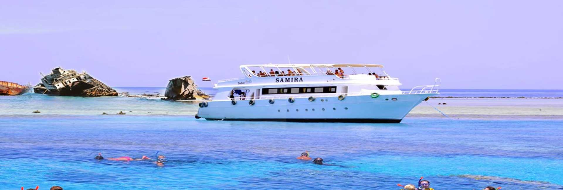 Cruises, Sailing & Water Tours