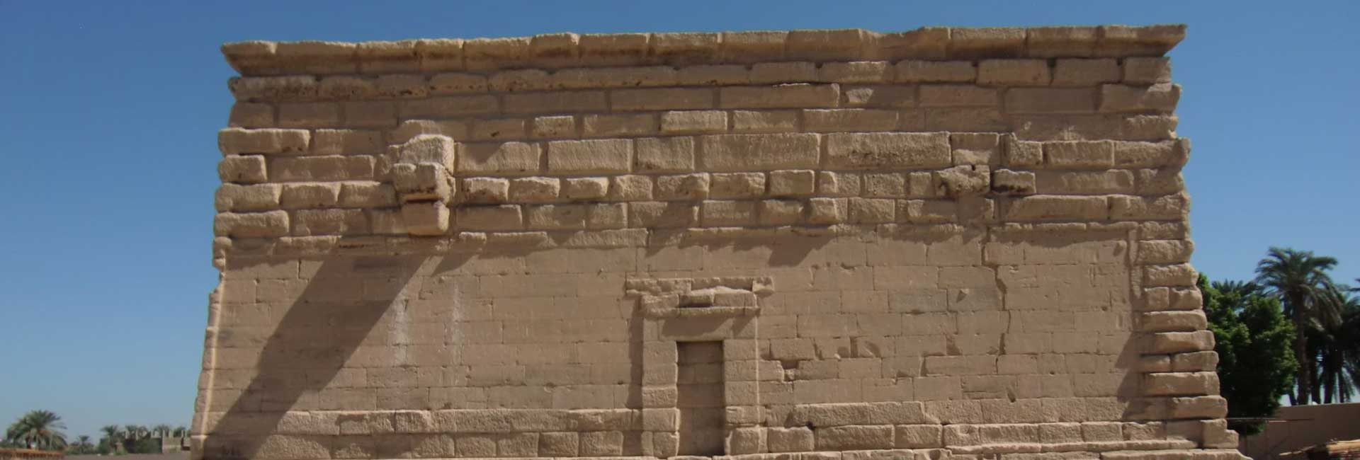 Deir el Shelwit Temple