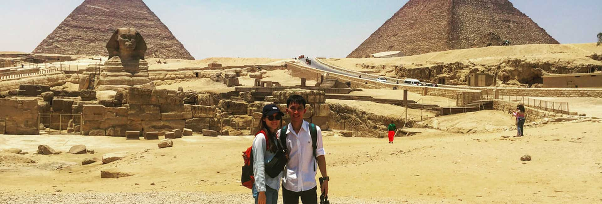 Honeymoons In Egypt