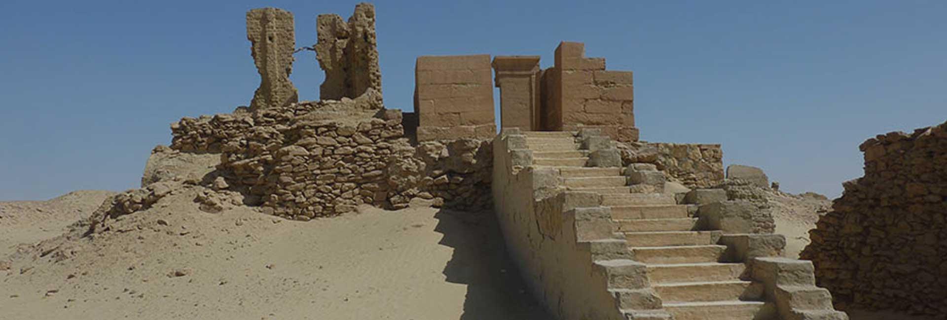 Karanis Site museum