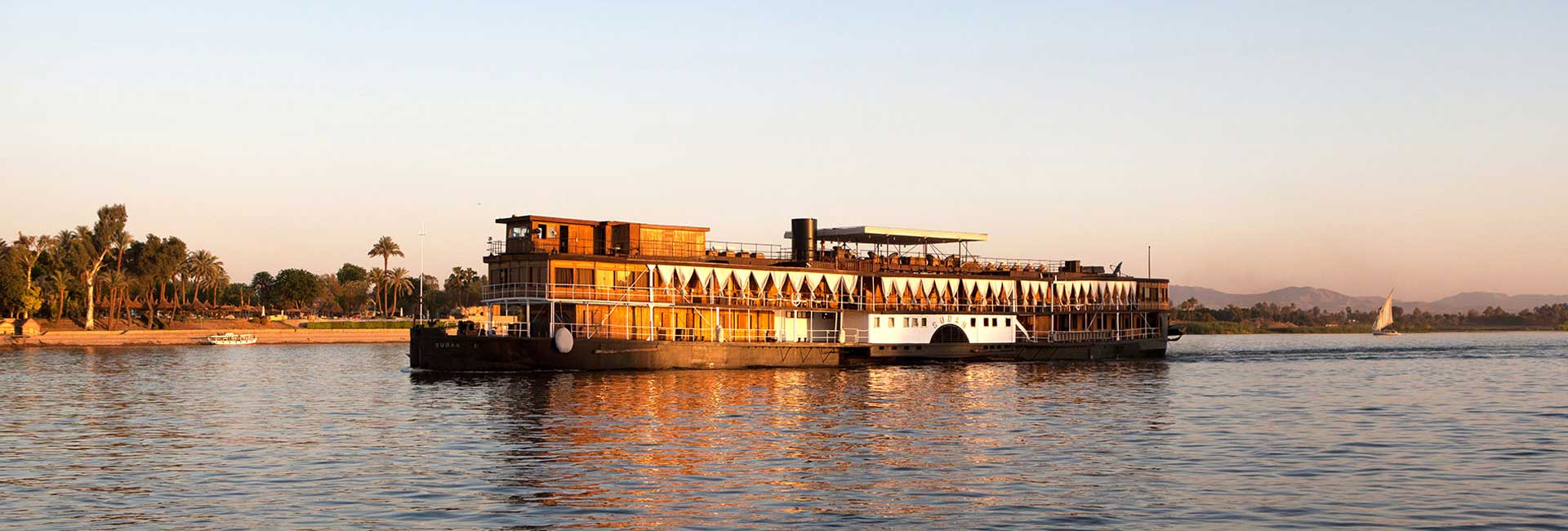 Nile Cruise Fact And Fiction