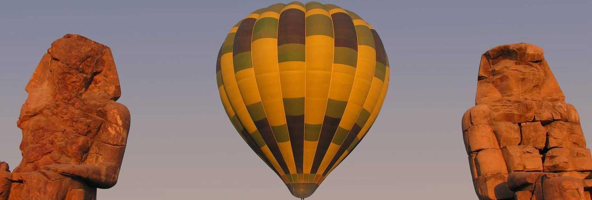 Sharm El Sheikh Air, Helicopter & Balloon Tours
