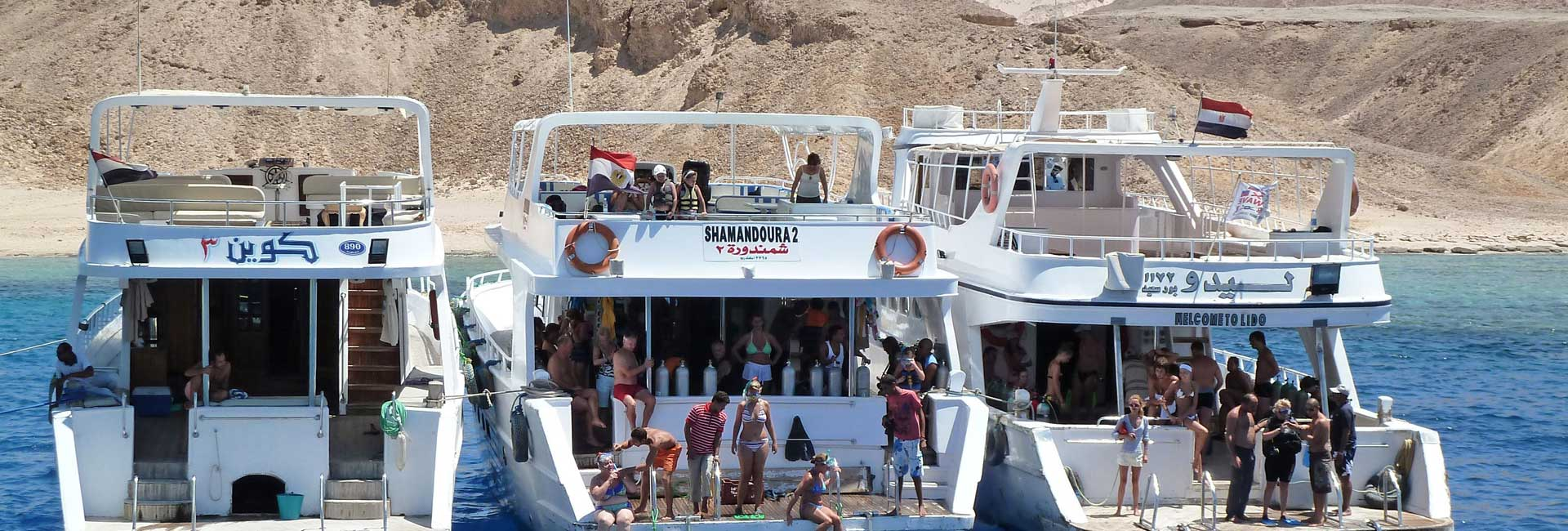 Sharm El-Sheikh Shore Excursions
