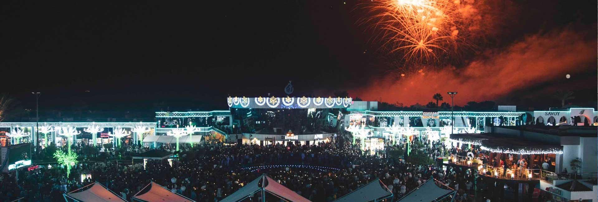 Sharm El-Sheikh Shows, Concerts & Sports