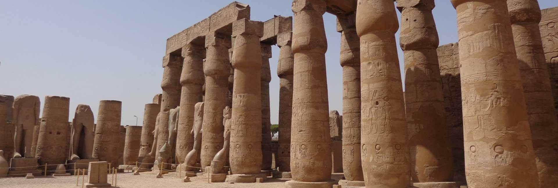 Temples Of Dandara