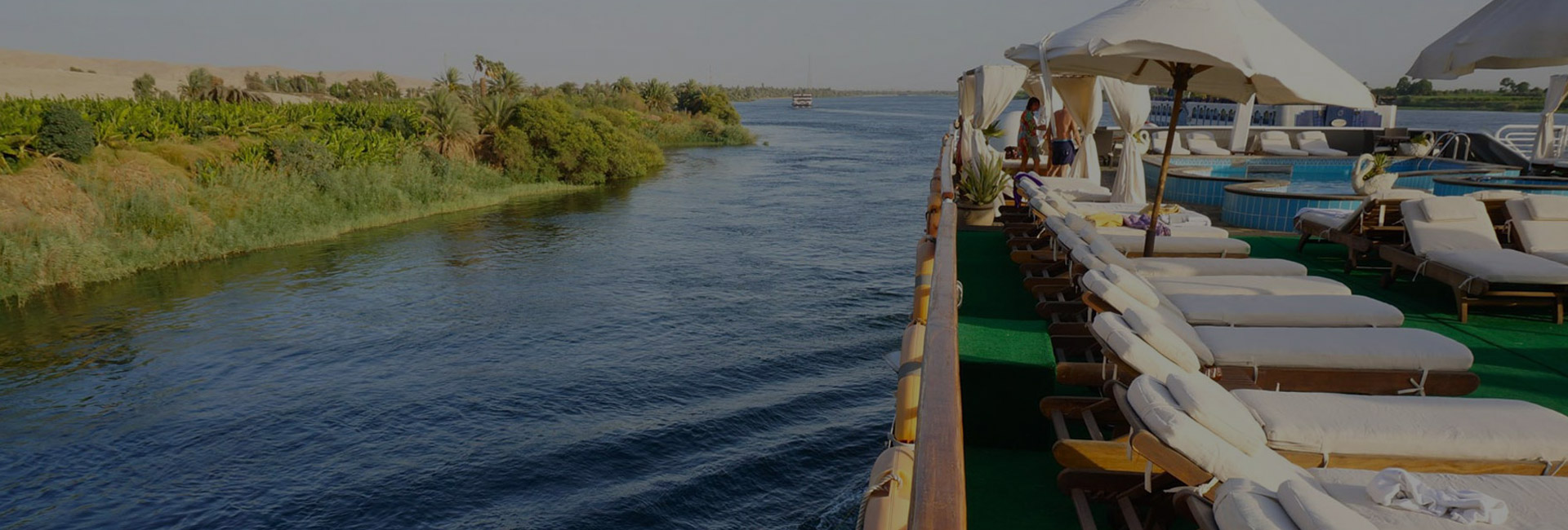 Cairo, Nile Cruise and Hurghada