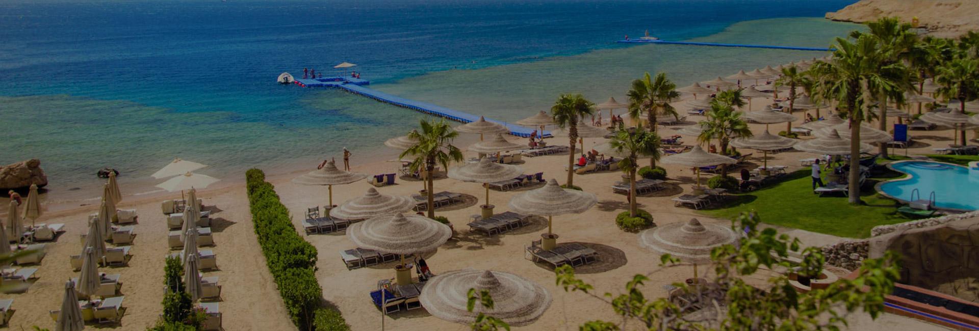 Cairo, Nile Cruise and Sharm El Sheikh