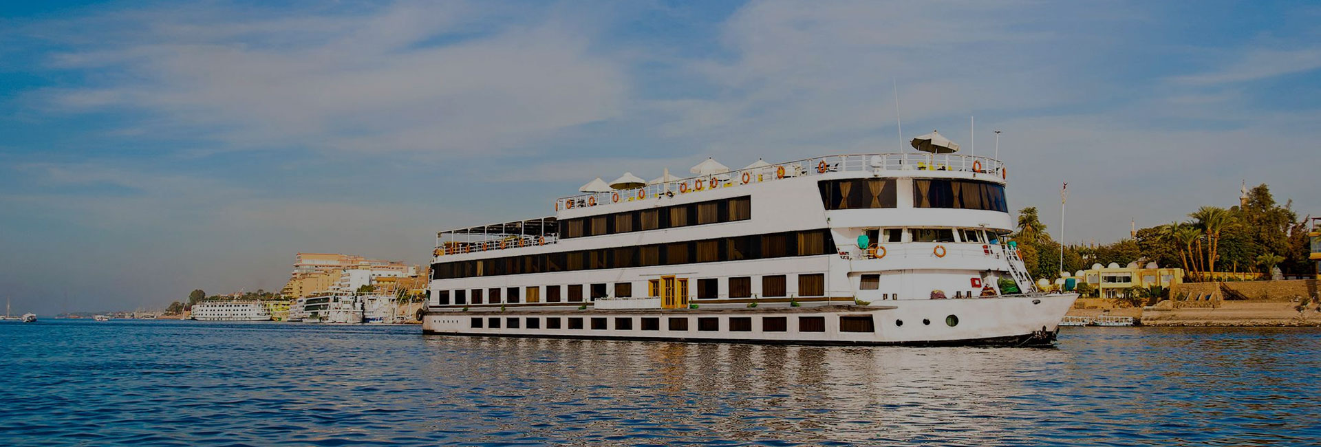 Nile River Cruise from Aswan