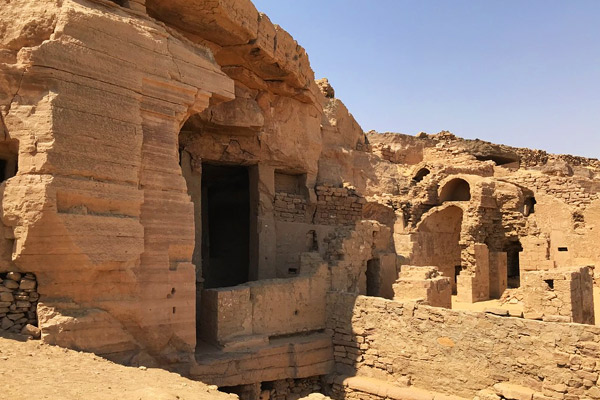 Tour To Aswan Noble Tombs And Qubbet El Hawa
