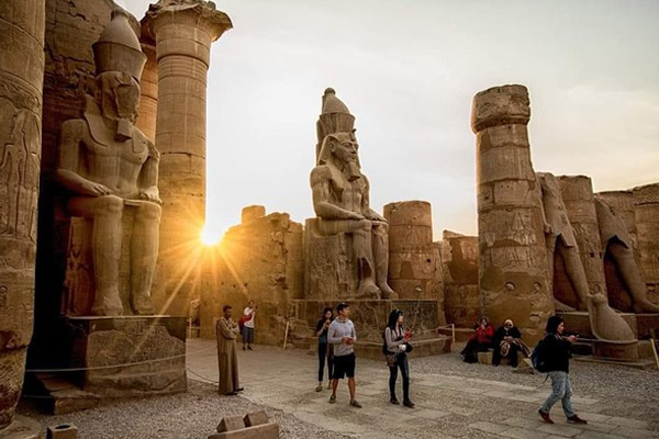 Cairo And Luxor Tour From Hurghada By Flight
