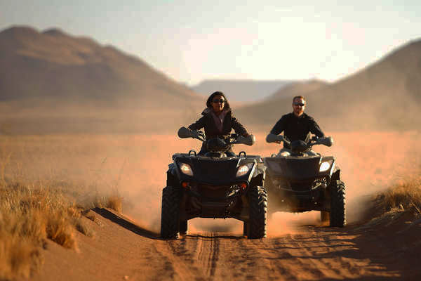 Desert Safari Trip In Hurghada