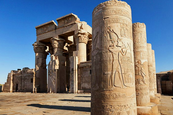 Tour To Komombo And Edfu Temples From Aswan