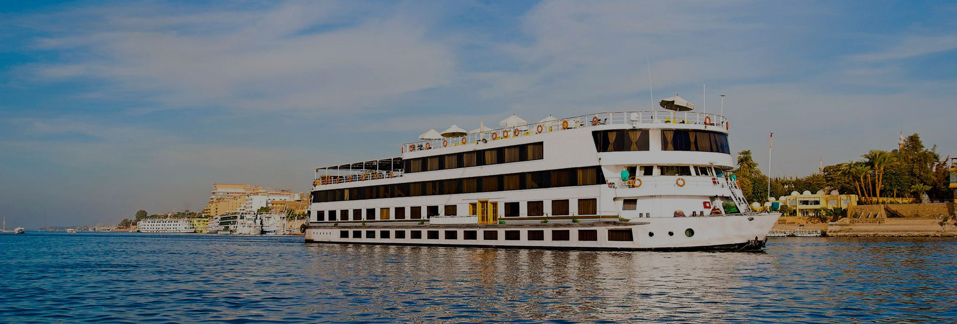 Nile River Cruise from Luxor