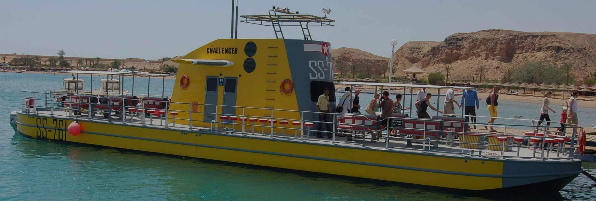Semi Submarine Hurghada