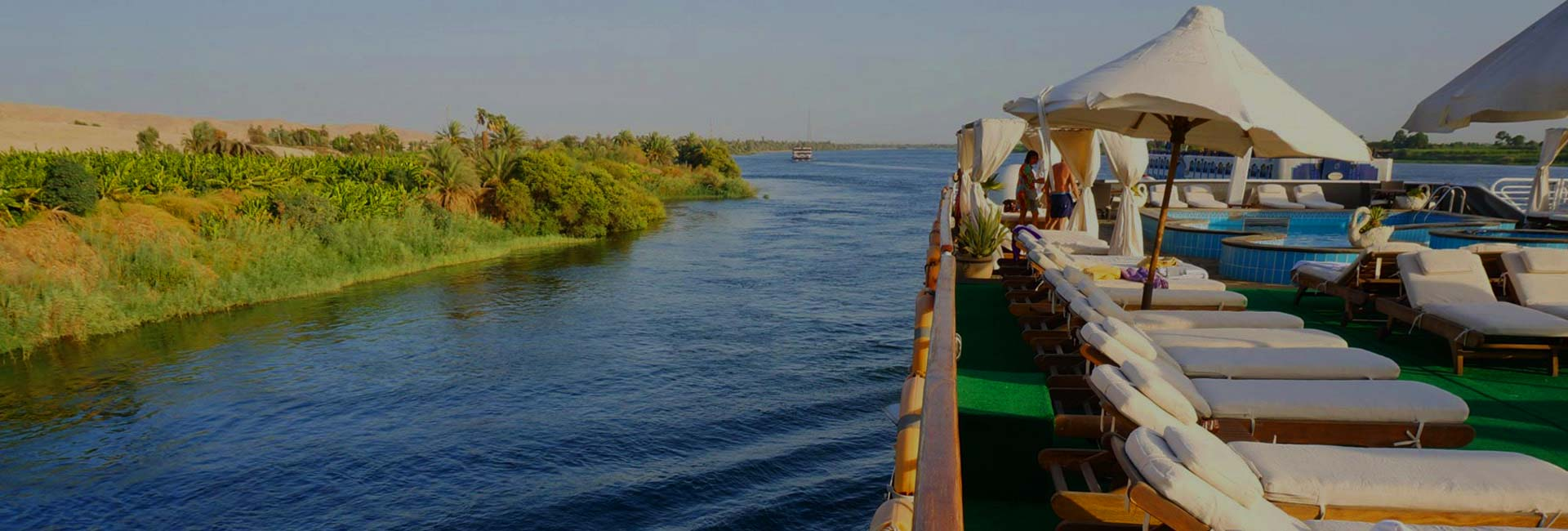 Nile Cruise From Hurghada 4 Days 3 Nights