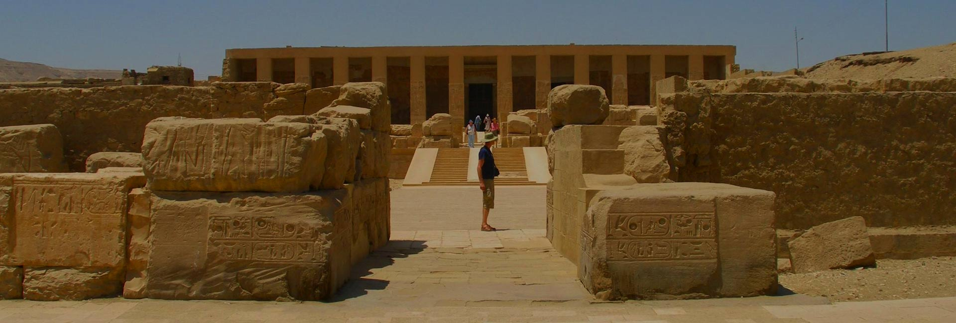 Dendera And Abydos Tour From Hurghada