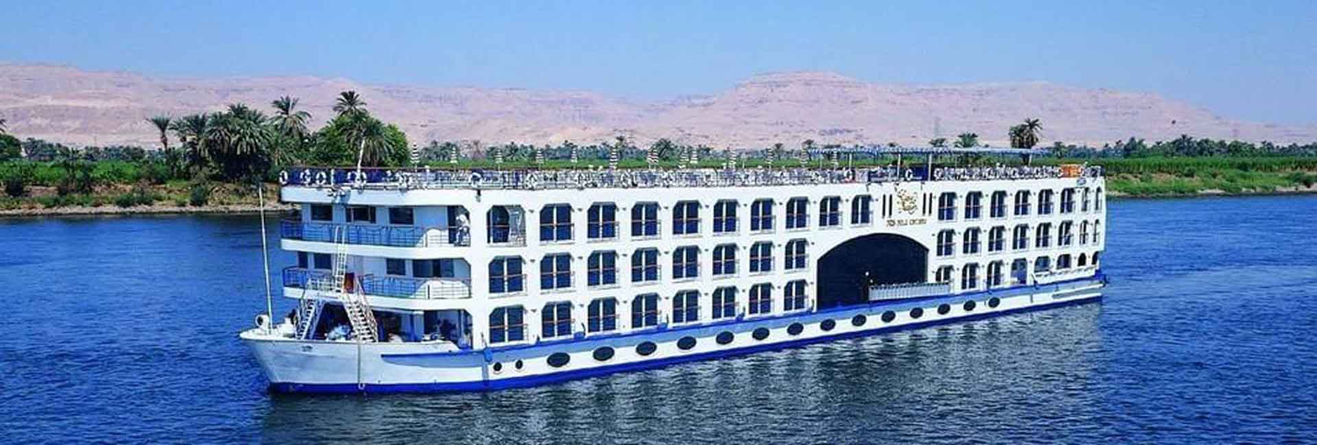 Grand Princess Nile Cruise
