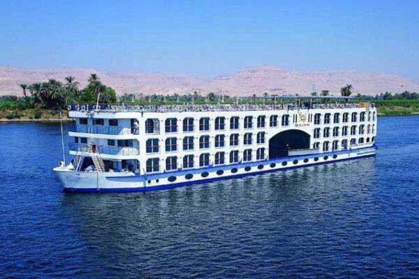 Grand Princess Nile Cruise