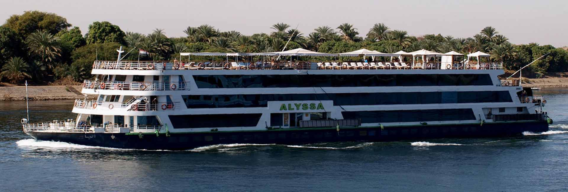 Alyssa Nile Cruise