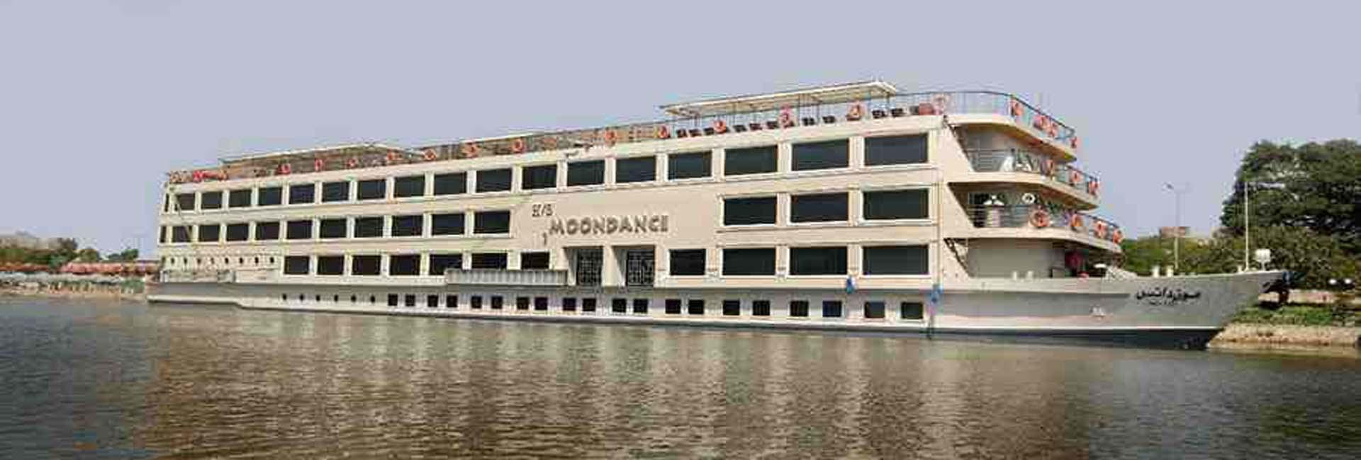 Moondance Nile Cruise