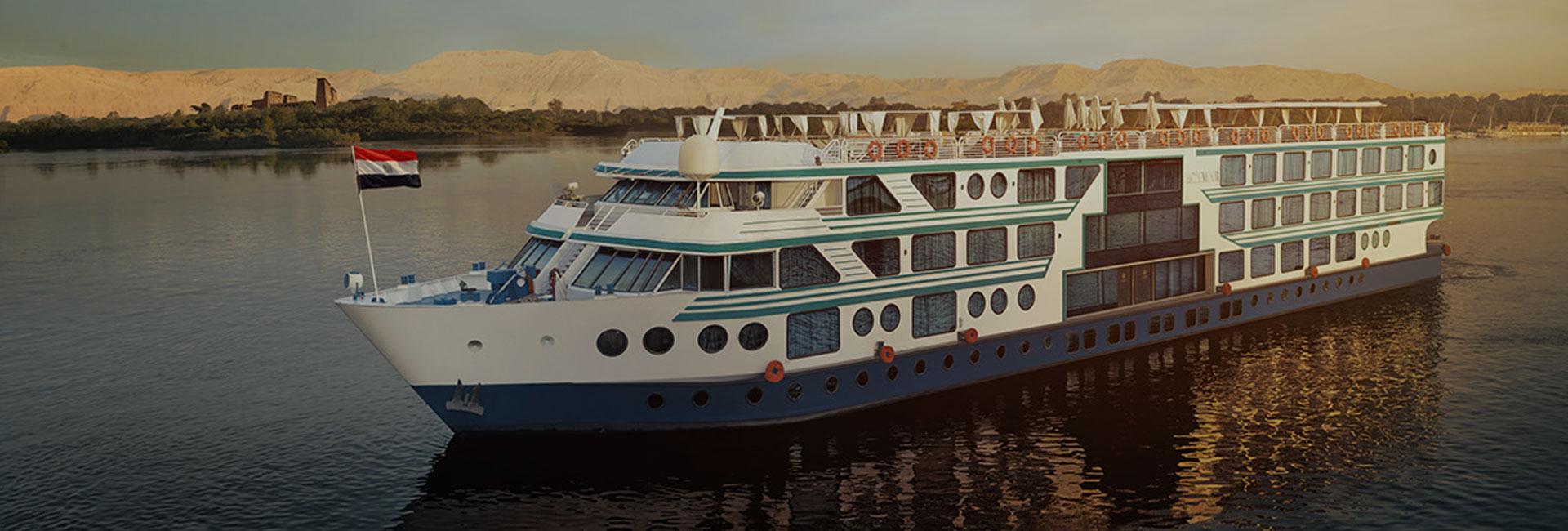 MS Acamar Nile Cruise