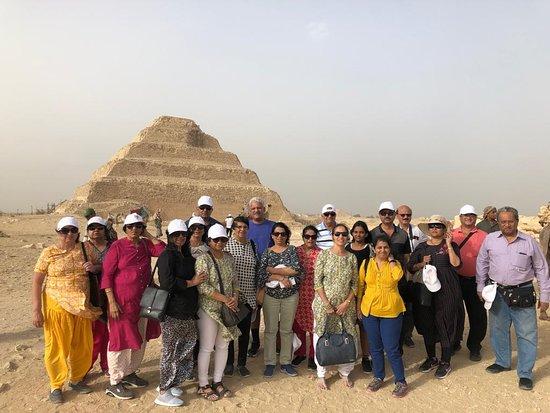 Pyramids Of Giza Entry
