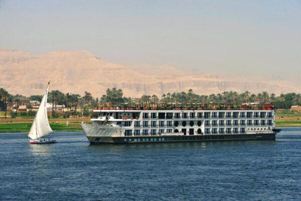 MS Mayfair Nile Cruise
