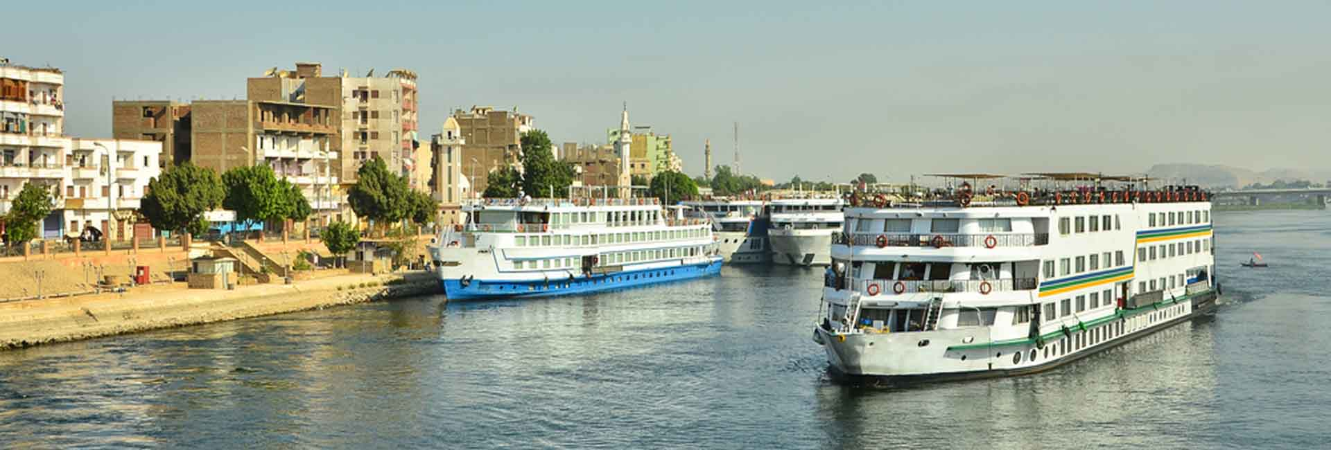Nile Cruise From Cairo