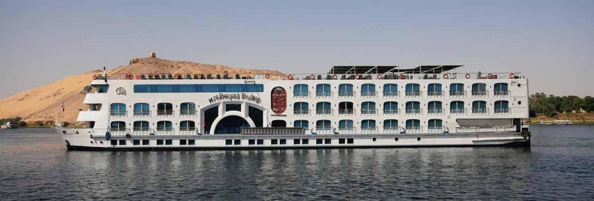 Royal Ruby Nile Cruise