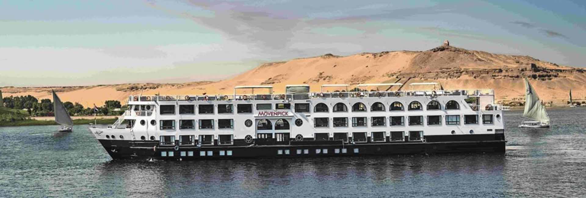 Movenpick MS Sunray Nile Cruise