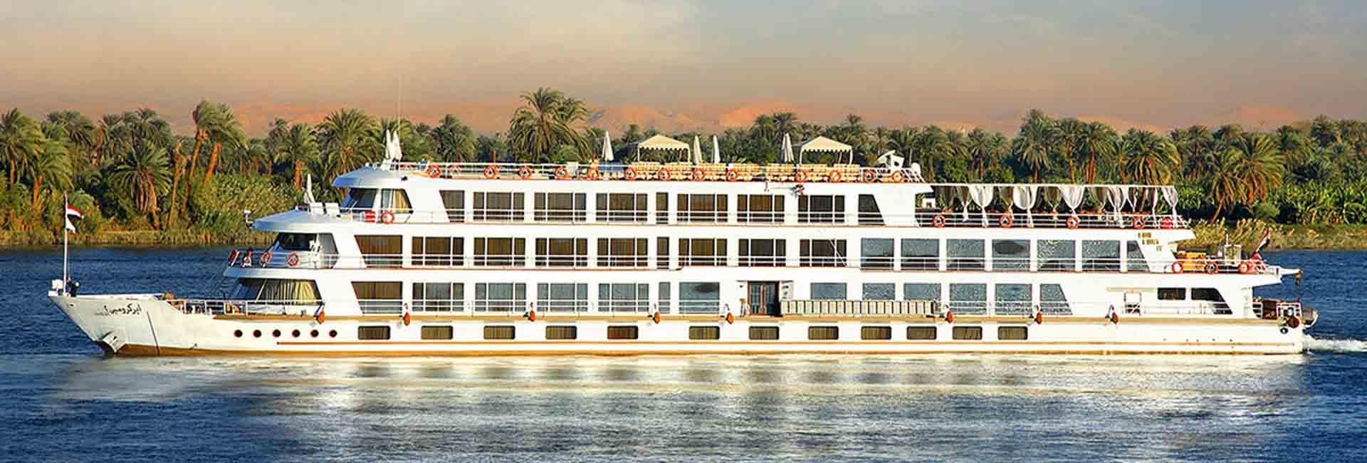 Sanctuary Sun Boat IV Nile Cruise