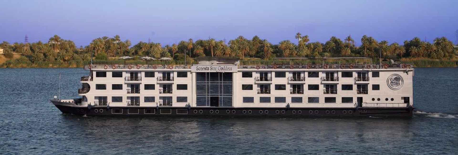 Sonesta Star Goddess Nile Cruise