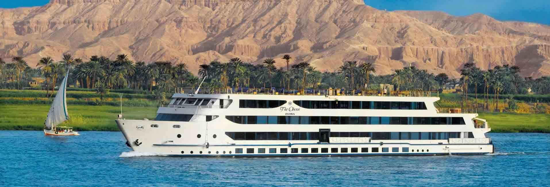 Oberoi Zahra Nile Cruise