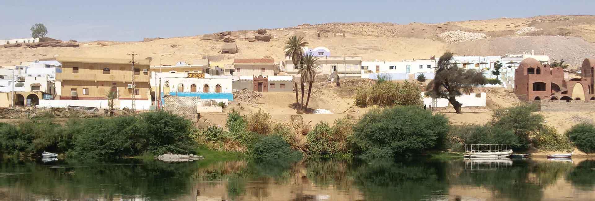 Nubian Village Aswan