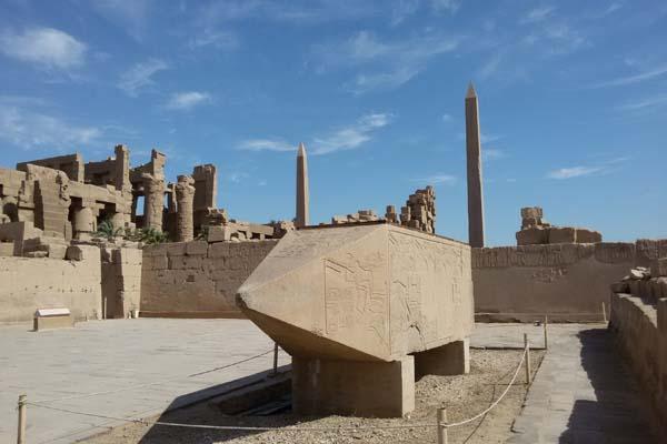 Tour to Luxor