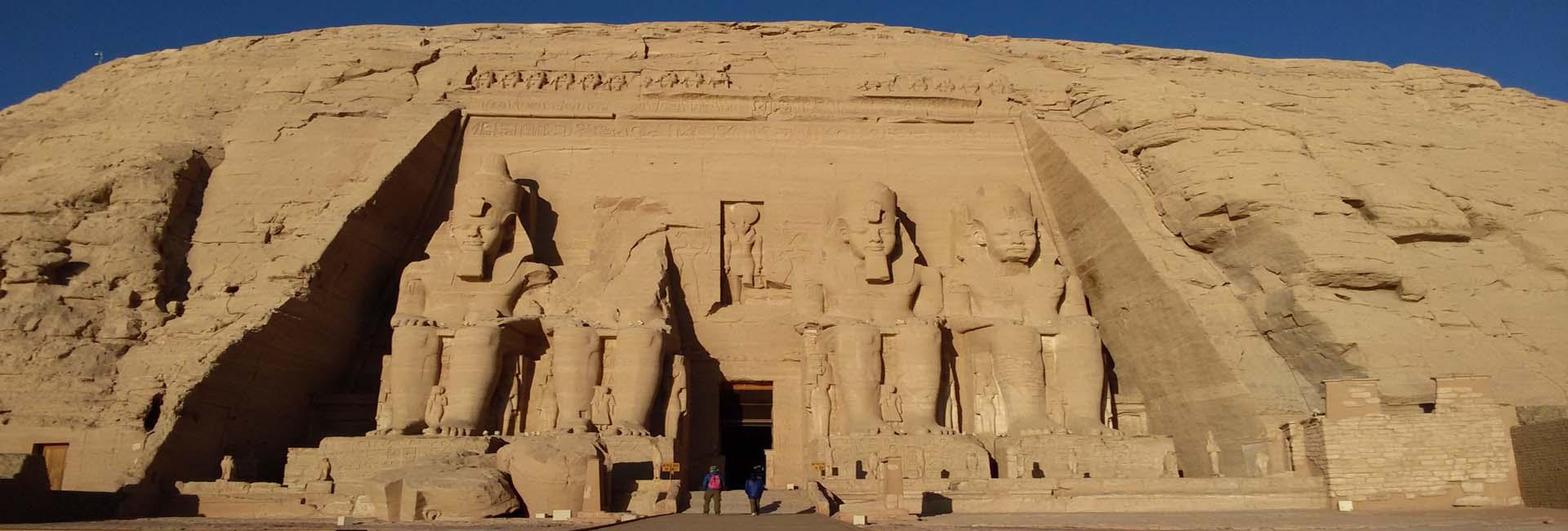 Luxor and Abu Simbel tour