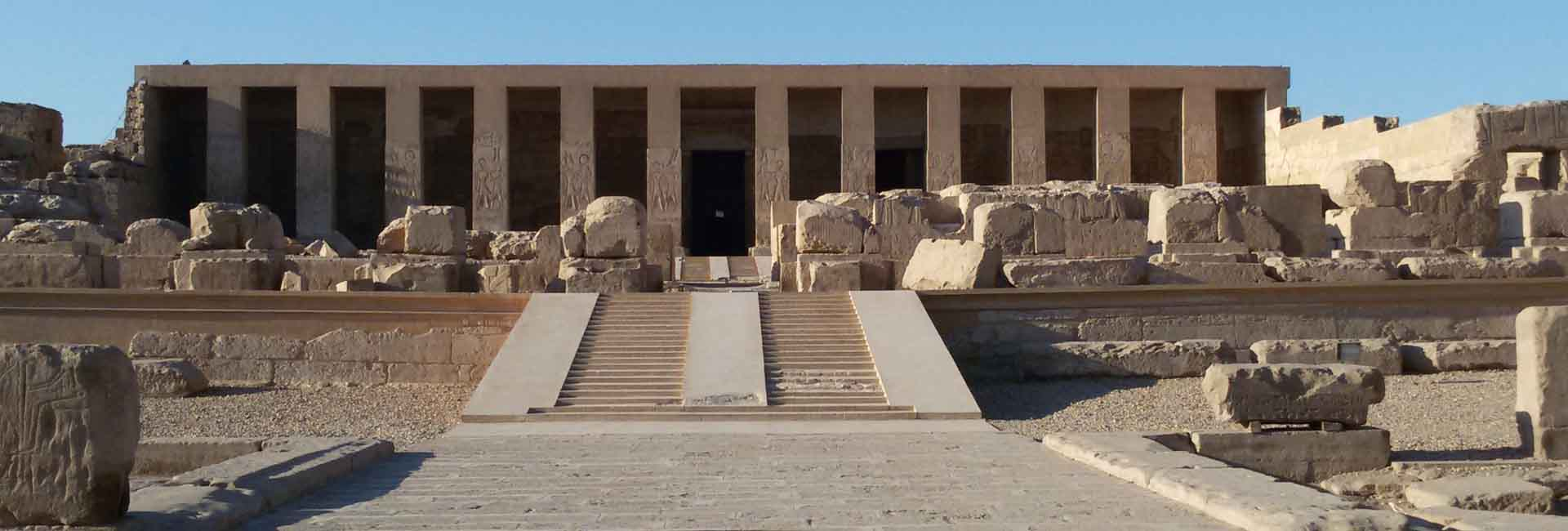 Dendera and Abydos & Luxor Tours