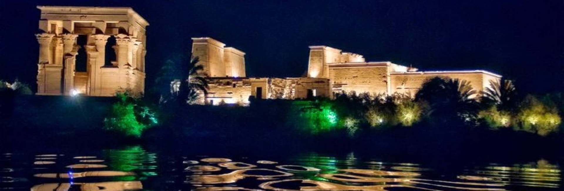 Aswan Sound & Light Show