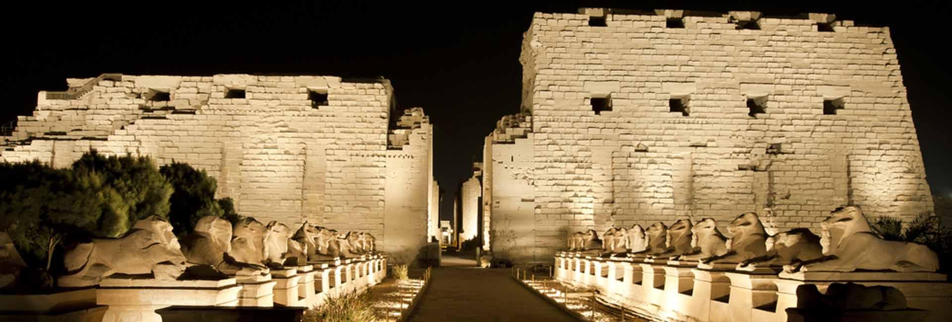Luxor Sound And Light Show