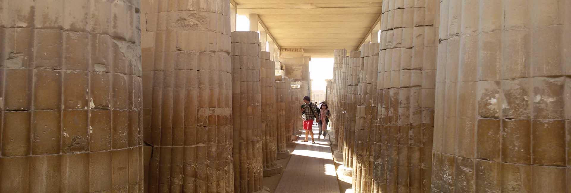Saqqara, Memphis & Dahshur Pyramids