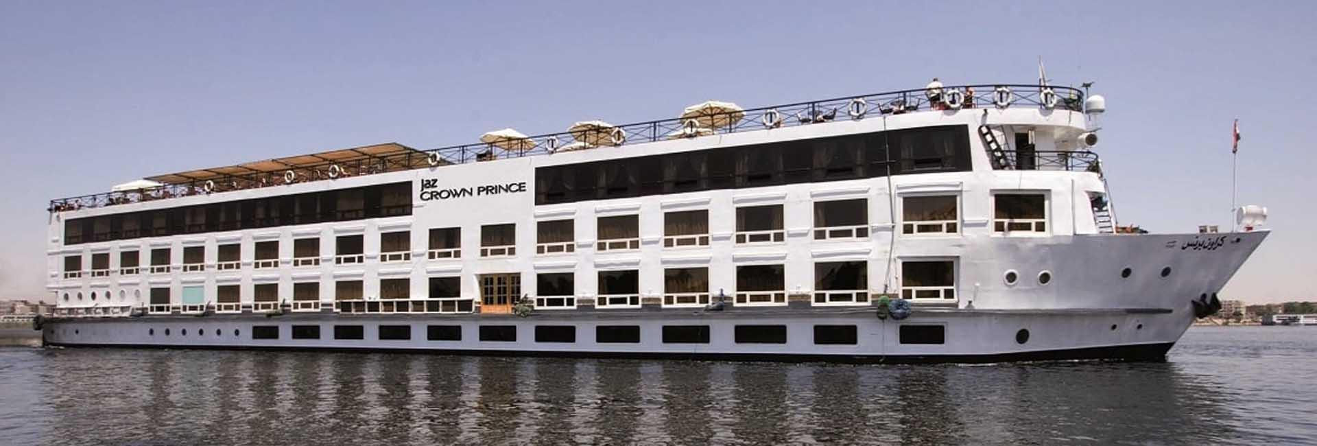 Crown Prince Nile Cruise