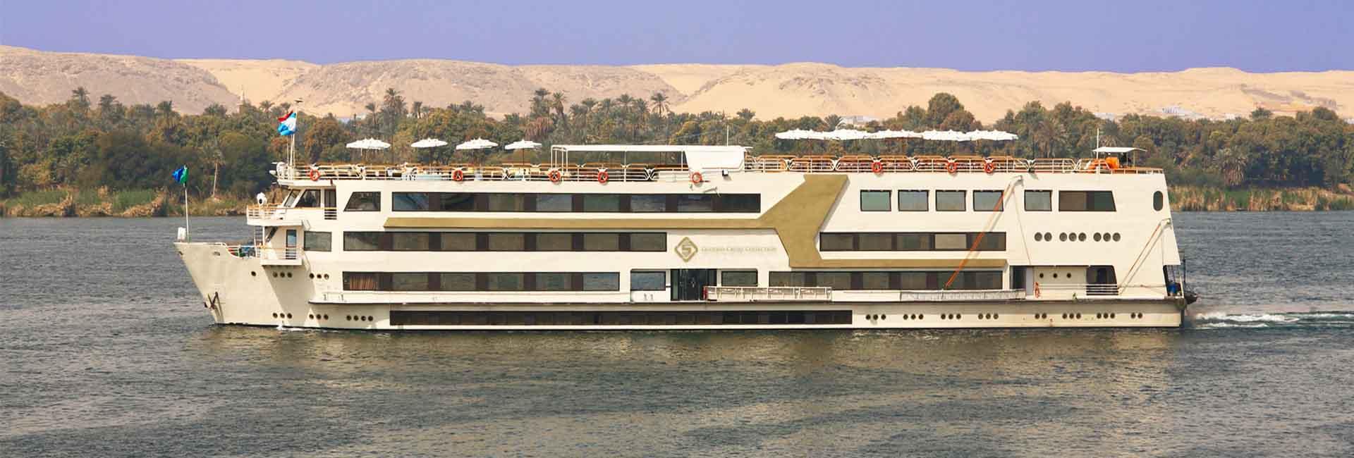 Sonesta Nile Goddess Nile Cruise Ship