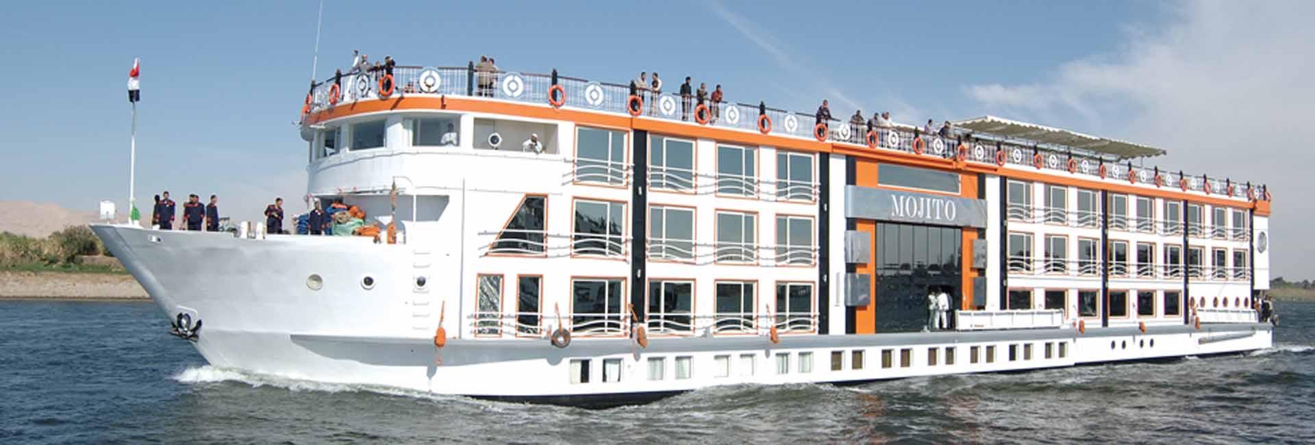 Mojito Nile Cruise