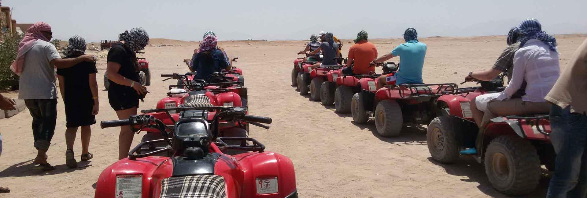 Desert Safari Trip In Hurghada