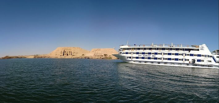Nubian Sea Lake Nasser Cruise