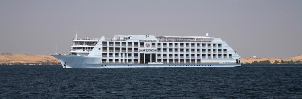 Steigenberger Omar El Khayam Cruise
